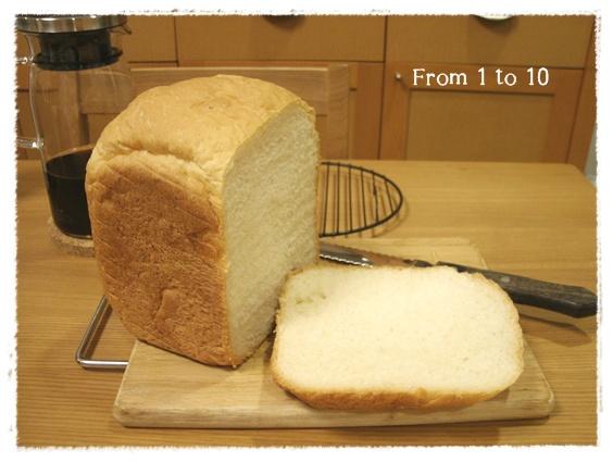 塩麹食パン