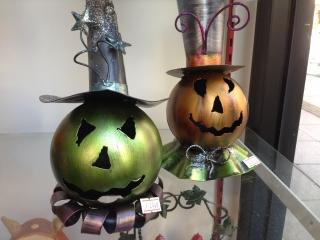 9月16日ハロウィンメタリックかぼちゃ