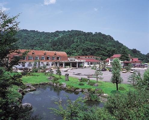 焼山温泉清風荘