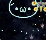他ユーザーのゴースト機と戦えるシューティング★僚機ちゃんといっしょ