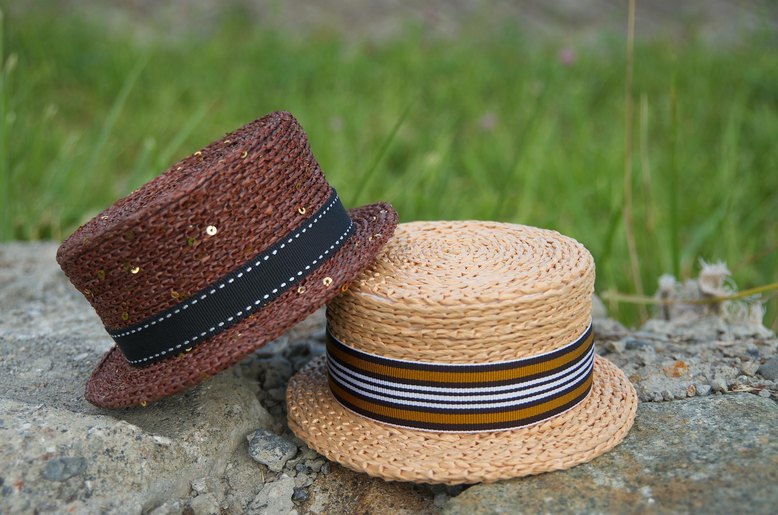 カンカン帽1