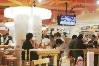 HOOTERS GINZA (8)