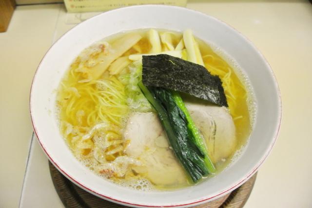 支那そば 心麺 (2)
