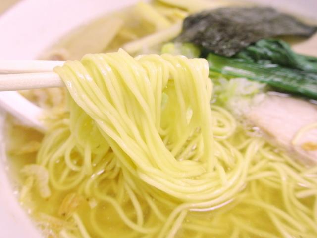 支那そば 心麺 (3)