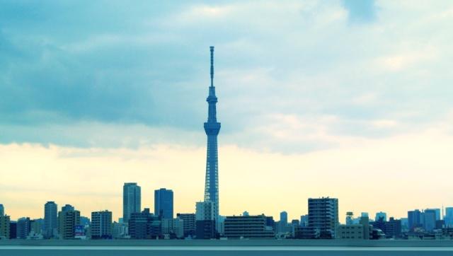 東京スカイツリー (1)