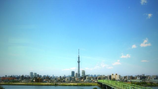 東京スカイツリー (4)
