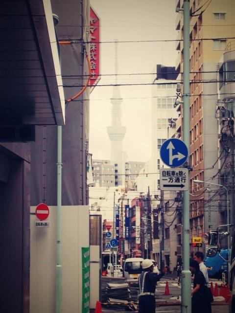 東京スカイツリー (8)