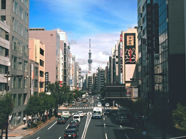 東京スカイツリー (9)