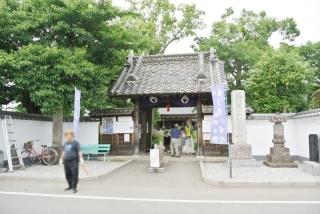 あじさい寺(能護寺) (1)