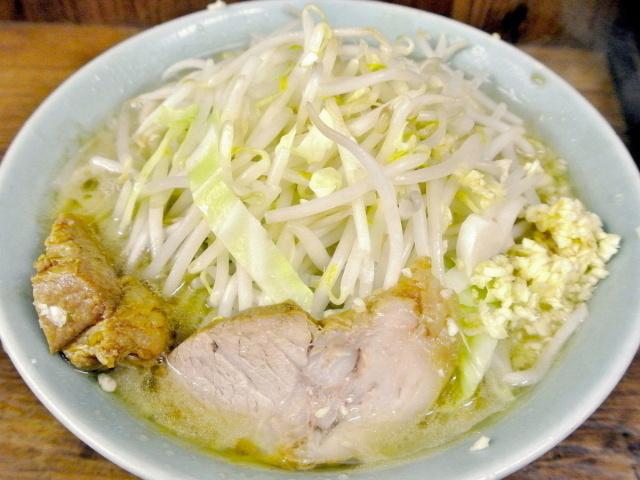 ラーメン二郎 池袋東口店 (8)
