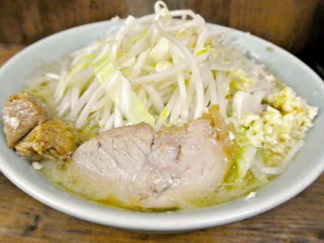 ラーメン二郎 池袋東口店 (9)
