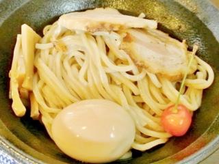 つけ麺 弥七 (9)