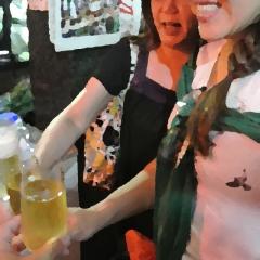 ラーメンBAR スナック、居酒屋。 (8)