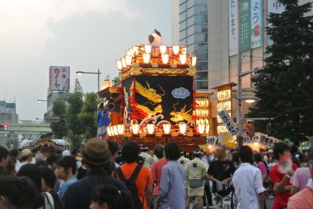 熊谷うちわ祭 (1)