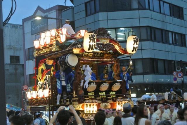 熊谷うちわ祭 (3)
