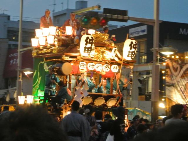 熊谷うちわ祭 (4)