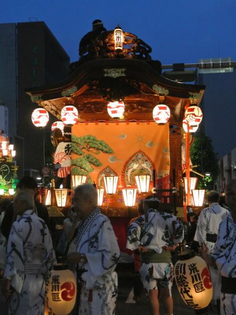 熊谷うちわ祭 (5)
