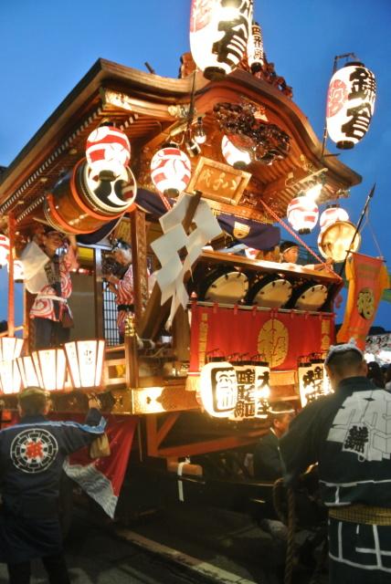 熊谷うちわ祭 (6)