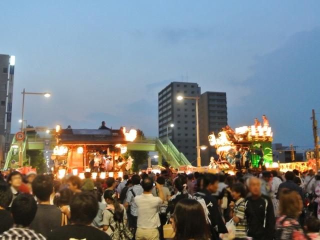 熊谷うちわ祭 (7)