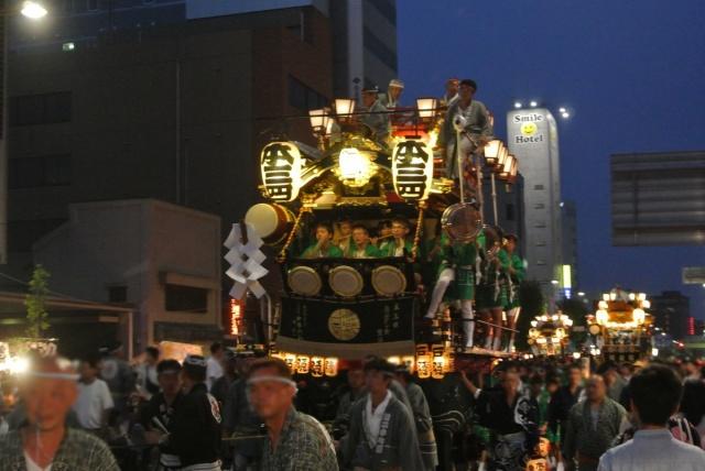 熊谷うちわ祭 (8)