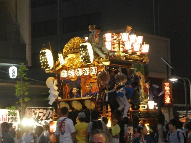 熊谷うちわ祭 (9)