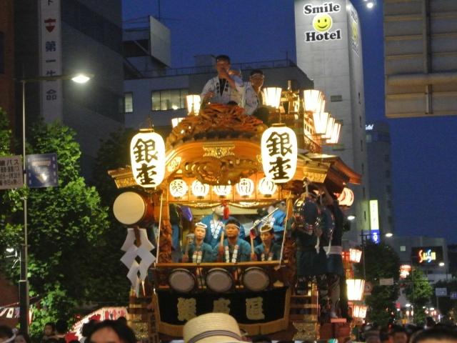 熊谷うちわ祭 (10)