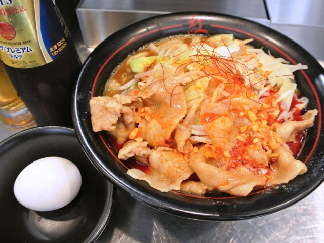 麺創研かなで 紅 (3)