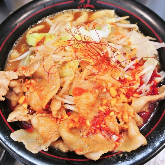 麺創研かなで 紅 (4)