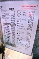 立ち呑み 晩杯屋 中目黒目黒川RS店 (12)