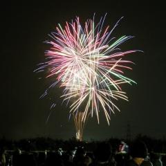 こうのす花火大会 2014 (3)