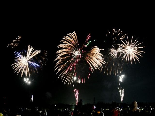 こうのす花火大会 2014 (8)