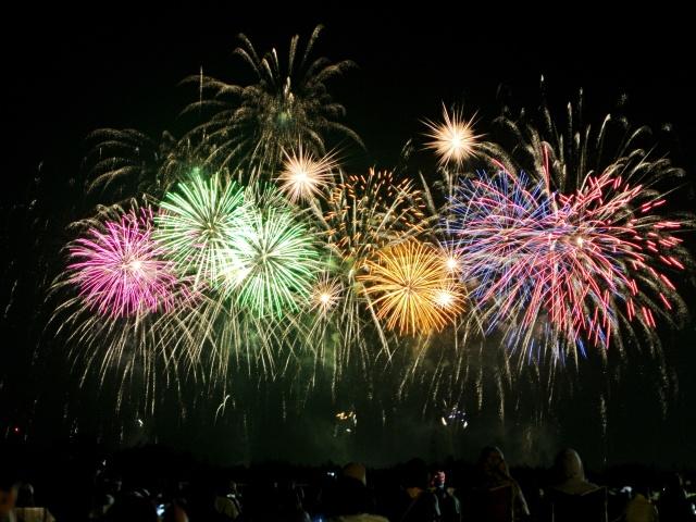 こうのす花火大会 2014 (17)