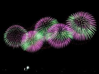 こうのす花火大会 2014 (20)