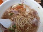 月虹 牛麺 アップ 14.2.11