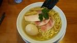 うしおととり 味玉鶏塩ラーメン 14.9.23