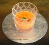 赤ピーマンの冷スープ
