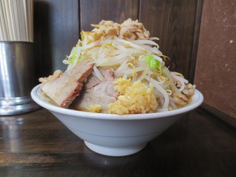 ラーメン大肉肉750円