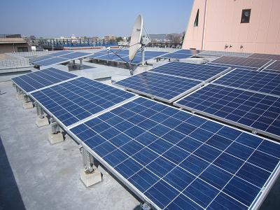 屋上太陽光発電