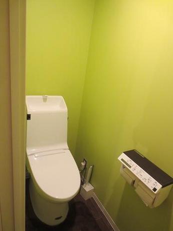 雑司ヶ谷シェアハウストイレ
