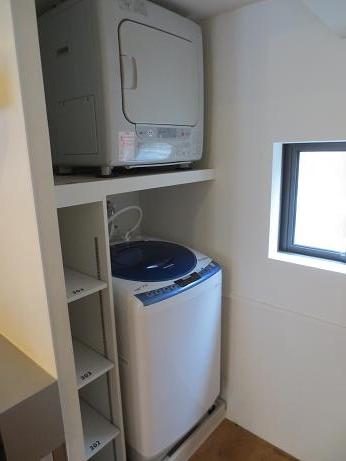 雑司ヶ谷シェアハウス洗濯機