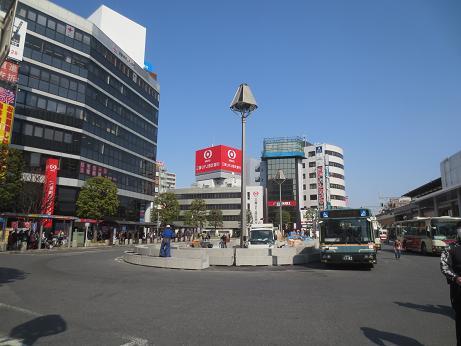 吉祥寺駅北口広場