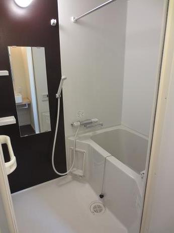府中アパートU7浴室