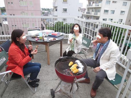 BBQ火鉢
