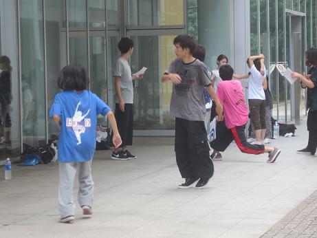 東大駒場ダンス