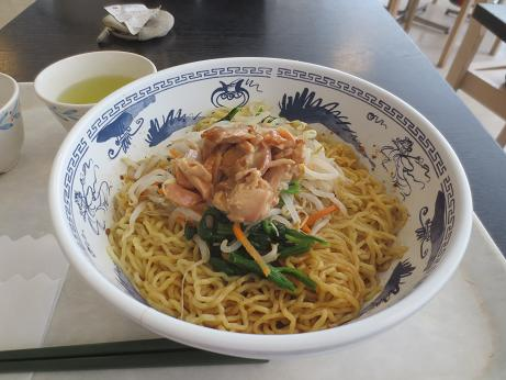 東大駒場学食