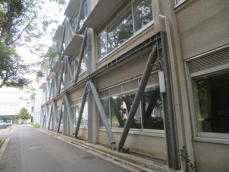 東大駒場耐震