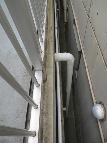 排水口排水管b