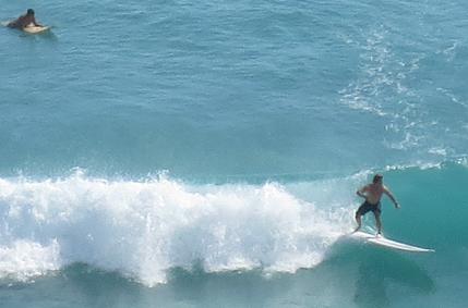 サーフィン他の人