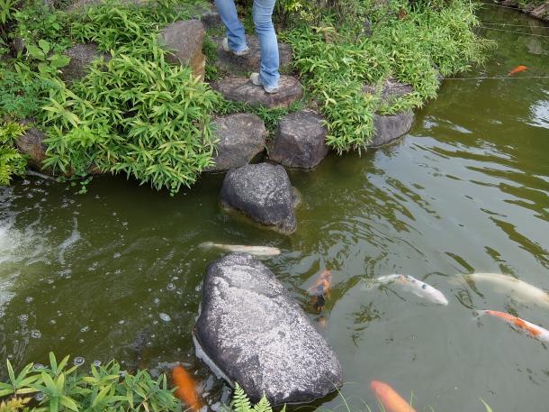 加賀屋新田会所跡