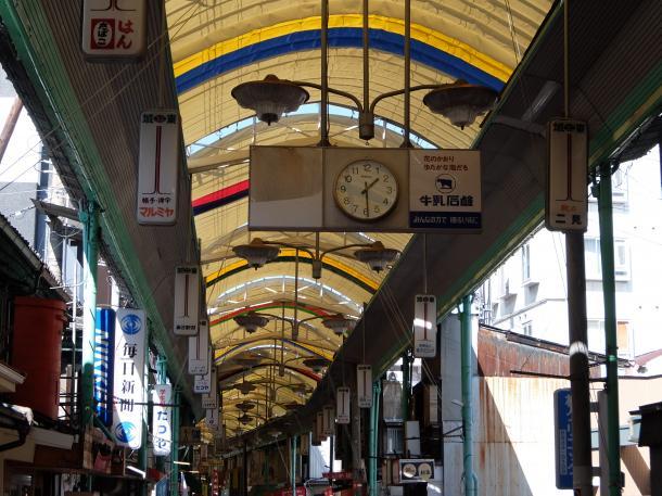 城東商店街